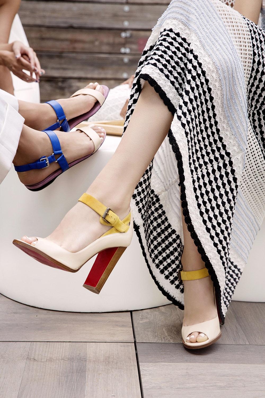 christian louboutin le printemps de la mode paris